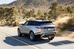2020 Land Rover Range Rover Velar P380 R-Dynamic HSE in Silver - Driving Rear Left View