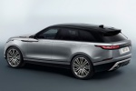 2020 Land Rover Range Rover Velar P380 R-Dynamic HSE in Silver - Static Rear Left Three-quarter View