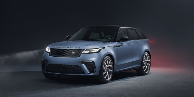 Research the 2020 Land Rover Range Rover Velar