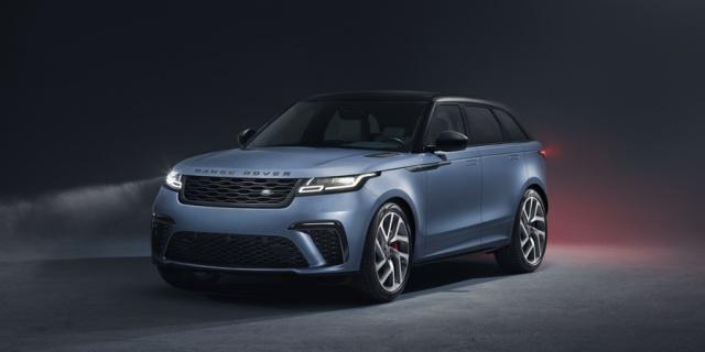 Research the 2020 Land Rover Range Rover Velar