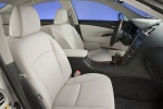 Picture of 2010 Lexus ES 350 Front Seats in Light Gray