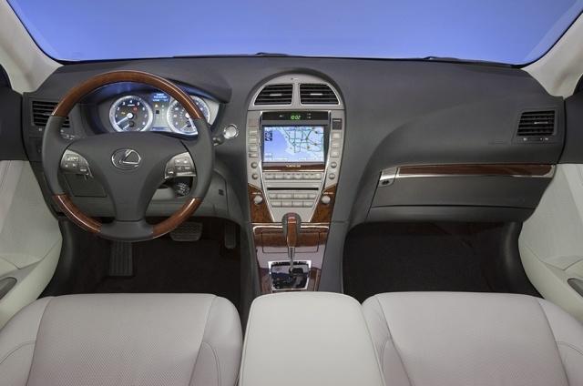 2012 Lexus  ES 350 Picture