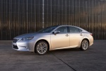 Picture of 2013 Lexus ES 350 Sedan in Silver Lining Metallic