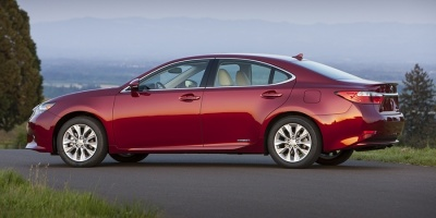 2013 Lexus ES Review