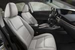 Picture of 2014 Lexus ES 350 Sedan Front Seats in Light Gray