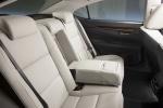 Picture of 2014 Lexus ES 350 Sedan Rear Seats in Light Gray
