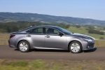 2014 Lexus ES 350 Sedan in Nebula Gray Pearl - Driving Side View