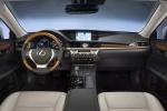 Picture of 2014 Lexus ES 300h Hybrid Sedan Cockpit in Light Gray