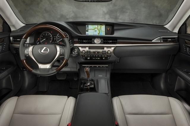 2015 Lexus  ES Picture
