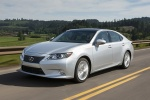 Picture of 2015 Lexus ES 350 Sedan in Silver Lining Metallic