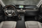 Picture of 2015 Lexus ES 350 Sedan Cockpit in Light Gray