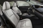 Picture of 2015 Lexus ES 350 Sedan Front Seats in Light Gray