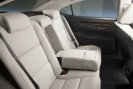 Picture of 2015 Lexus ES 350 Sedan Rear Seats in Light Gray