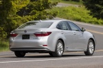 Picture of 2015 Lexus ES 300h Hybrid Sedan in Silver Lining Metallic