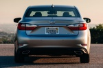 2016 Lexus ES 350 Sedan in Atomic Silver - Static Rear View