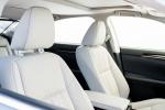 Picture of 2017 Lexus ES 350 Sedan Front Seats in Parchment