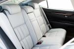 Picture of 2017 Lexus ES 350 Sedan Rear Seats in Parchment
