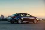 2017 Lexus ES 300h Sedan in Nightfall Mica - Static Rear Right Three-quarter View