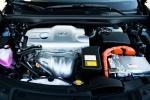 Picture of 2017 Lexus ES 300h Sedan 2.5-liter Inline-4 Hybrid Engine