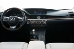 2017 Lexus ES 350 Sedan Cockpit in Parchment