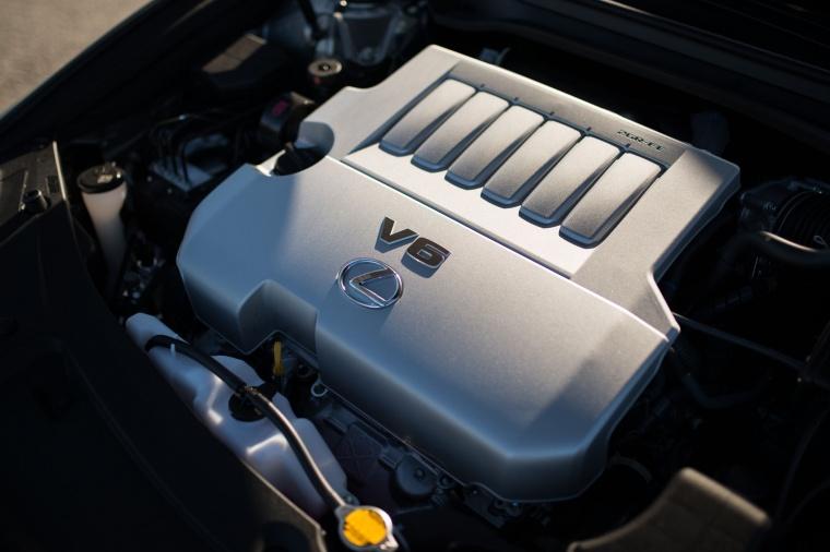 2018 Lexus ES 350 Sedan 3.5-liter V6 Engine Picture