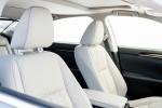 Picture of 2018 Lexus ES 350 Sedan Front Seats in Parchment