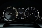 2018 Lexus ES 350 Sedan Gauges