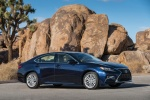 2018 Lexus ES 350 Sedan in Nightfall Mica - Static Front Right Three-quarter View
