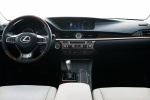 2018 Lexus ES 350 Sedan Cockpit in Parchment