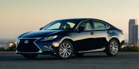 2018 Lexus ES Pictures