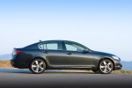 2011 Lexus GS 350 Sedan in Smoky Granite Mica - Static Right Side View
