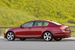 Picture of 2011 Lexus GS 460 Sedan in Matador Red Mica
