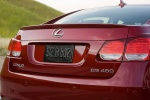 Picture of 2011 Lexus GS 460 Sedan Tail Lights