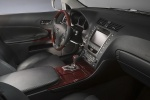 Picture of 2011 Lexus GS 450h Sedan Interior in Black