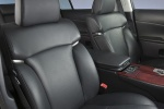 Picture of 2011 Lexus GS 450h Sedan Front Seats in Black