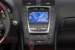 Picture of 2011 Lexus GS 450h Sedan Center Stack