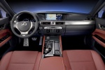 Picture of 2013 Lexus GS 350 F-Sport Sedan Cockpit