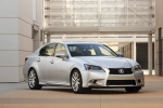 Picture of 2013 Lexus GS 450h Hybrid Sedan in Liquid Platinum