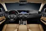 Picture of 2014 Lexus GS 350 Sedan Cockpit in Flaxen