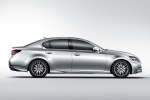 2014 Lexus GS 350 Sedan in Liquid Platinum - Static Right Side View