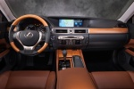 Picture of 2014 Lexus GS 450h Hybrid Sedan Cockpit