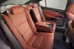 Picture of 2015 Lexus GS 350 F-Sport Sedan Rear Seats