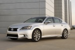 Picture of 2015 Lexus GS 450h Hybrid Sedan in Liquid Platinum