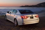 Picture of 2015 Lexus GS 450h Hybrid Sedan in Starfire Pearl