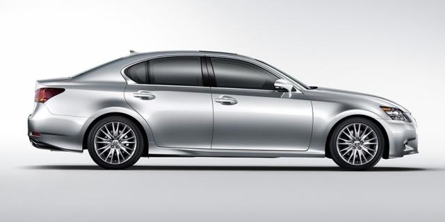 2015 Lexus GS Pictures