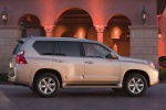 2011 Lexus GX460 in Satin Cashmere Metallic - Static Right Side View