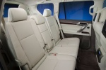 Picture of 2011 Lexus GX460 Rear Seats