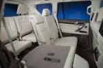 Picture of 2011 Lexus GX460 Rear Seats Folded