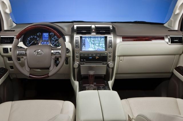 2012 Lexus  GX460 Picture