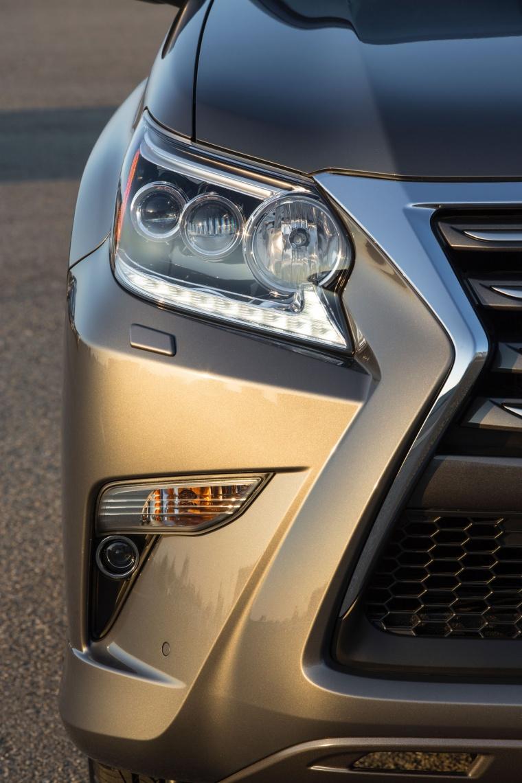 2017 Lexus GX460 Headlight Picture